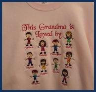 This Grandma Is Loved By
